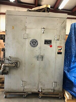 W.s.rockwell Co. Furnaceoven
