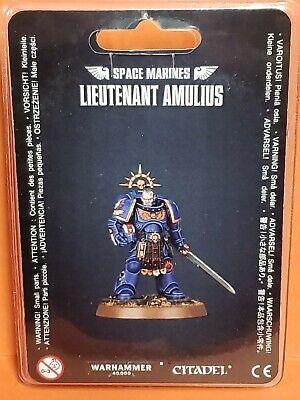 Primaris Lieutenant Amulius New in blister