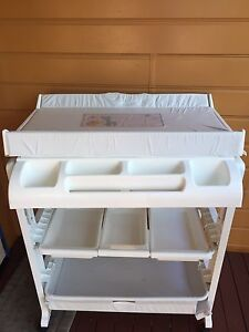 Baby Change Table + Bath Ferny Hills Brisbane North West Preview