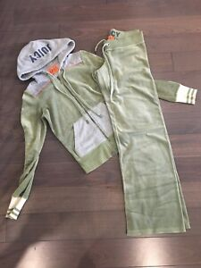 Juicy Couture small tracksuit.