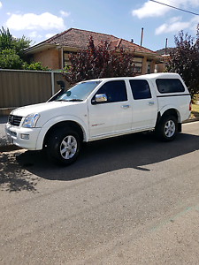 Holden Rodeo 2004 lt turbo diesel 4x4 Campbelltown Campbelltown Area Preview
