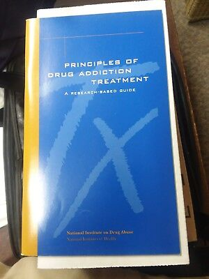 Principles of drug addiction treatment : a research-based guide (SuDoc HE (Drug Treatment)