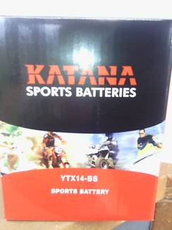 BATTERIES BRAND NEW FOR MOTORBIKE, SCOOTER & ATV WITH WARRANTIES Wynyard Waratah Area Preview