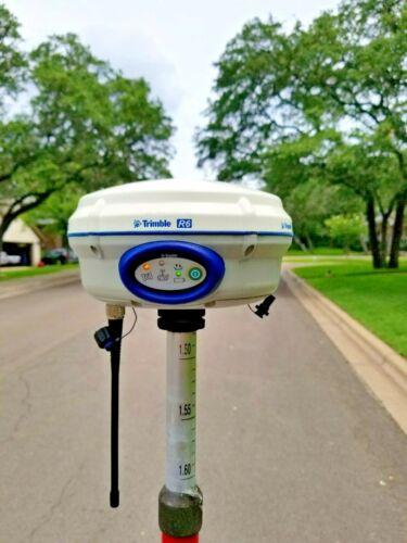 Trimble R6 Model 1 GPS GNSS Glonass 450-470MHz Rover RTK Receiver