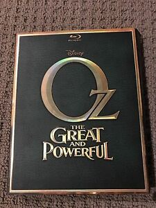 The Great & Powerful Oz Blu Ray The Junction Newcastle Area Preview