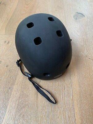 Bell Segment Helmet Youth Medium Matte Black, Cycling BMX Skateboard