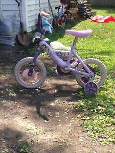 """Girls 12"""" bike"""