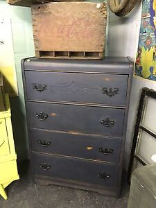 VARIETY OF REFINISHED ANTIQUE & vintage dressers on SALE!