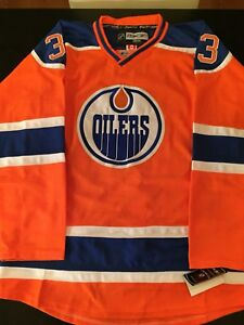 NEW CAM TALBOT OILERS JERSEY