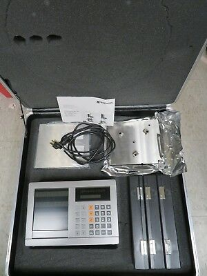 Heidenhain Measuring System In Case - Includes Dro 3 Probes Accessories - Mw18