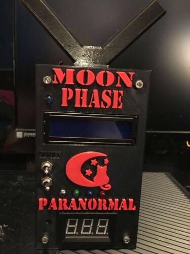 Moon Meter paranormal ghost hunting equipment