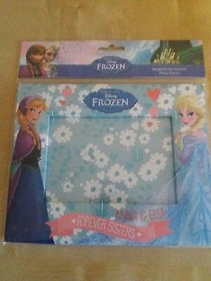 Frozen Photo Frame (Disney Frozen Kids Photo Frame Christmas Gift Forever Sister)