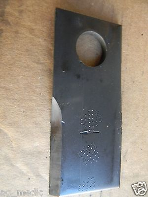 Rhino Disc Mower Blade 1 Each 00787166 And 00787167 Fits Agm Series 48x108x4mm