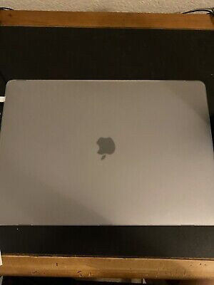 """Apple MacBook Pro MLH32LL/A 15.4"""" 256GB Laptop with Touch Bar ( 2016, Space..."""