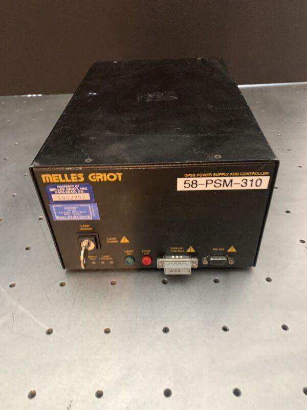 Melles Griot 58-PSM-310 DPSS Laser Controller
