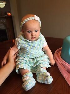 Beautiful Handmade crocheted outfits