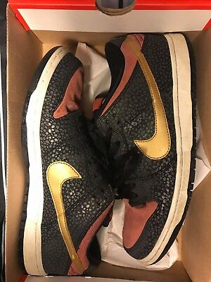 Nike SB Dunk Low Brooklyn Projects Walk Of Fame 10.5 Limited