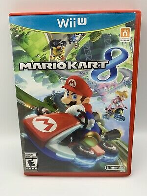 Wii U Mario Kart 8 SAME DAY Shipping