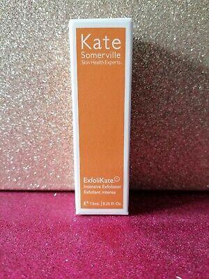 Kate Somerville ExfoliKate Intensive Exfoliating Treatment 7.5ml - NEW/BOXED