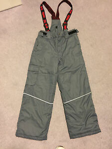 Boys size 12 winter coat and snow pant London Ontario image 8