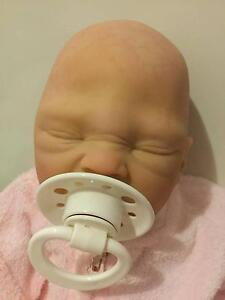 Reborn Baby Doll Charlotte Heidelberg Banyule Area Preview