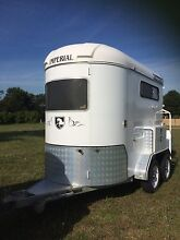 2009 Imperial 2 Horse Straight Load Float Camden Camden Area Preview