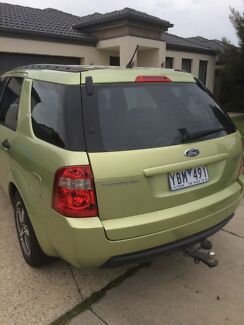 Ford territory long rego and rwc  Cranbourne East Casey Area Preview