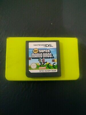 New Super Mario Bros Nintendo DS Game - Cartridge Only