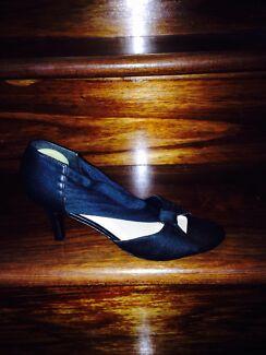 Nine West shoes- black size 7 Bilinga Gold Coast South Preview