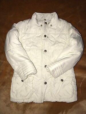 Puffer Jacket Girls By Iceberg Size 6 Preowned
