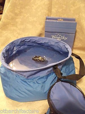 Blue Sky Gear (UST) Travel/Emergency/Camping Sink, 10 L (2.6 Gallon) w/Mesh Bag