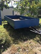 Tandem box trailer Stuart Townsville City Preview