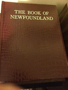 The Book of Newfoundland Vol 5