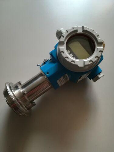E+H Cerabar S P/N: PMC71-AAA2P1TRBAA, S/N: E7095E0109C Absolute Gauge Pressure