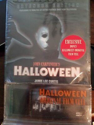 Halloween original film cell. Brand new sealed - Halloween New Film