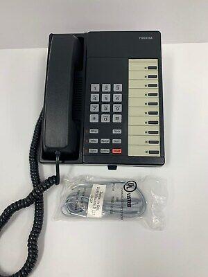 Toshiba Dkt-2010-s 10 Button Speaker Phone 1 Year Warranty