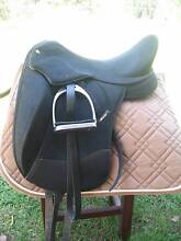 """Wintec pro dressage with Cair & Contourbloc, 17"""", fully mounted Mooloolah Valley Caloundra Area Preview"""