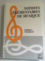 Learn music (in French)