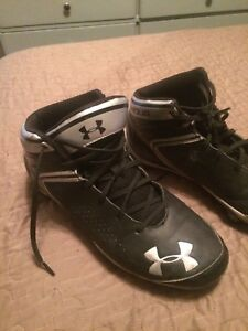Used Boys football cleats