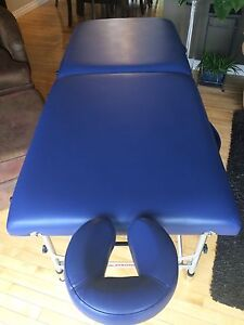Portable Massage Table, with Travel Case and Extras