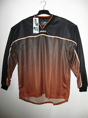 JAKO  HerrenTorwarttrikot schwarz/orange Gr.XXL