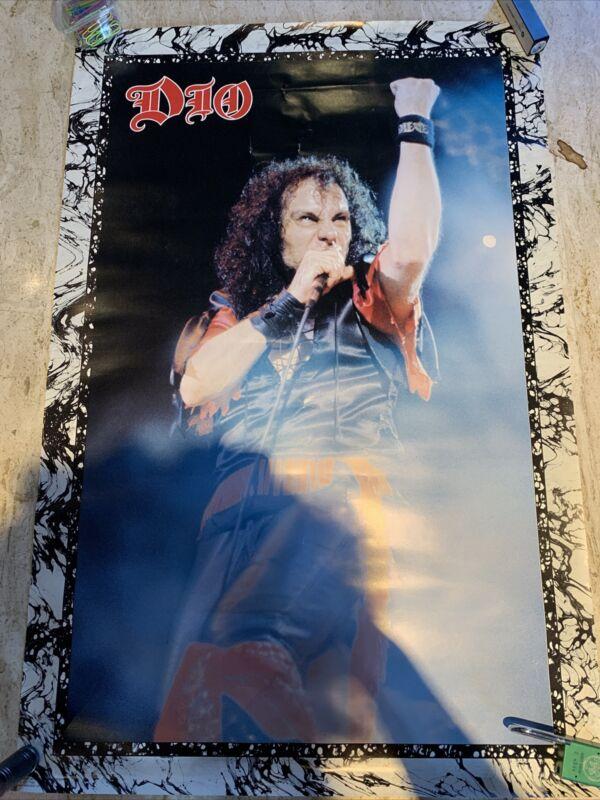 Dio 1985 Original Poster