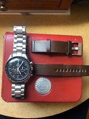 omega speedmaster professional moon watch 3570.50 Unpolished Speedmaster Moon Watch