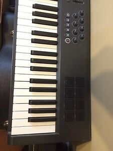 M-Audio 66 key midi controller