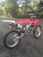 CRF 250R 2009 Richmond Hawkesbury Area Preview