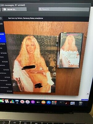 PLAYBOY PLAYMATE PUZZLE JENNY MCCARTHY COMPLETE
