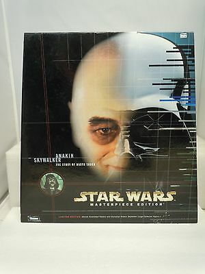 ANAKIN SKYWALKER STAR WARS MASTERPIECE EDITION 1998 Story of Darth Vader Hasbro