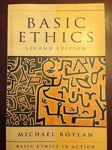 Basic Ethics by Michael Boylan