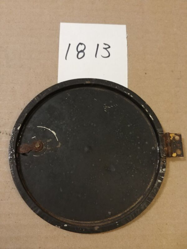 INGRAHAM  MANTLE CLOCK BACK DOOR COVER
