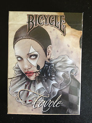 Bicycle Favole Playing cards, new and sealed!